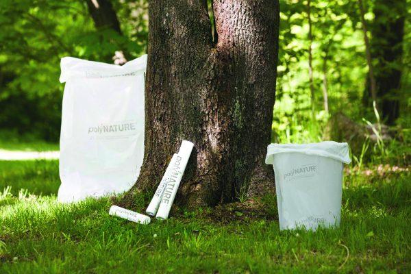 Säckar för bättre miljöval