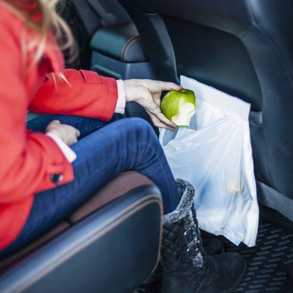 Sopi - soppåse för bil